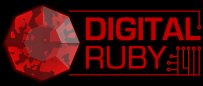 Digital Ruby Logo