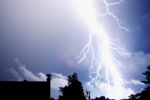 Lightning Bolt Strike Forked