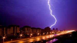 Lightning Bolt Strike Single