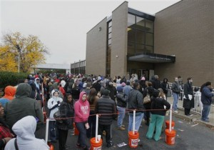 Online Voting - No More Long Lines
